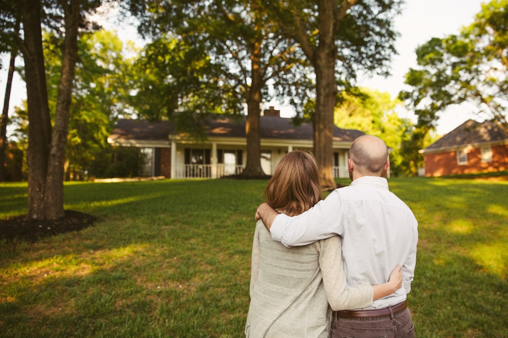 For Albert and Mandie, a hot seller's market (many buyers and little inventory) has made the perfect home just out of reach.