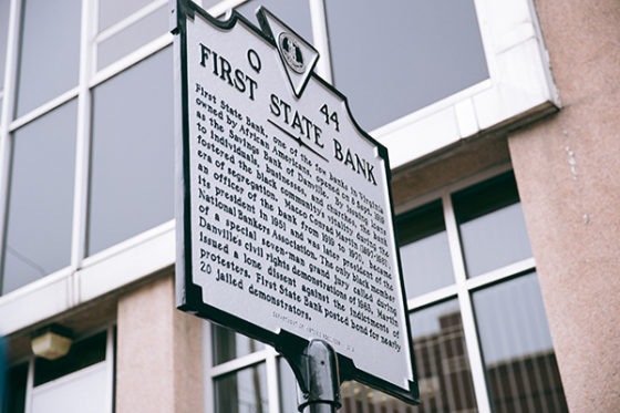 Movement Bank honors legacy with historical marker