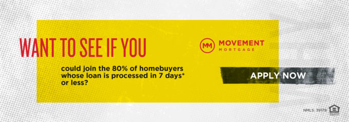 Want to see if you could join the 80% of homebuyers whose loan is processed in 7 days or less? Apply now