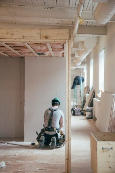 what are the requirements for a construction loan