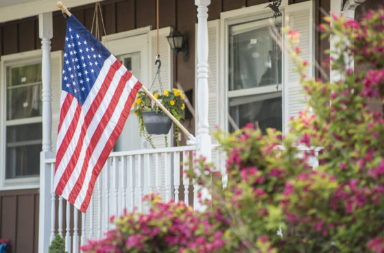 Housing staying strong amid market volatility
